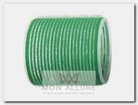Бигуди-липучки зеленые 61 мм 6 шт/уп