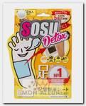 Патчи для ног с ароматом ромашки / Perorin Detox 6 пар