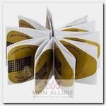 Формы широкие золотые в пакете 20 шт