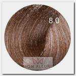 8.0 краска для волос, светлый блондин / B.LIFE COLOR 100 мл