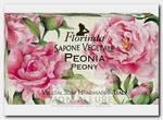 Мыло растительное, пион / Peonia 200 г