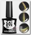 Гель-лак для ногтей Кошачий глаз, 2 Мейн-Кун / 5D Vip Cat Eye Maine Coon 5 мл