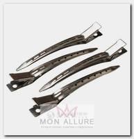 Зажим для волос металл 6,5 см 36 шт/уп