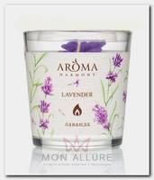 Свеча ароматическая Лаванда 160 г