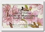 Мыло растительное, цветок миндаля / Fiori Di Mandorlo 200 г