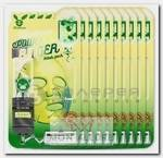 Маска тканевая с экстрактом центеллы азиатской для лица / Centella Asiatica Deep Power Ringer Mask Pack 10 шт