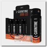 Добавка биологически активная к пище L-карнитин 3000 со вкусом красные фрукты / L-Carnitine 3000mg Red Fruit flavor 12 х 80 мл