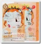 Маска трехступенчатая увлажняющая для лица / 3-Step Aqua White Water Illuminate Mask Sheet 10 шт