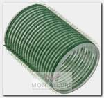 Бигуди-липучки зеленые 48 мм 6 шт/уп