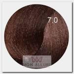 7.0 краска для волос, блондин / B.LIFE COLOR 100 мл