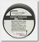 Помада-крем моделирующая средней фиксации для укладки волос / Finish Concept Shine Pomade 100 мл