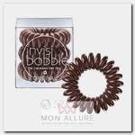 Резинка-браслет для волос / ORIGINAL Pretzel Brown