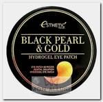 Патчи гидрогелевые с экстрактом черного жемчуга и золота / BLACK PEARL & GOLD HYDROGEL EYEPATCH 60 шт