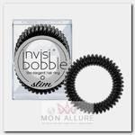 Резинка-браслет для волос / SLIM True Black