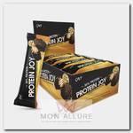 Батончик Протеин джой, печенье и крем / Protein Joy Cookie and Cream 60 г