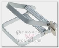 Выжиматель тюбика алюминиевый, мини 9,5х7 см