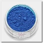 Пигмент неоновый для ногтей, синий 1 г