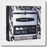 Набор подарочный для макияжа глаз (тушь для ресниц, карандаш смоки, палетка теней) Smokey eye make up set