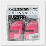 Набор расчесок для волос / Compact Styler Hers & Hers
