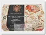 Мыло натуральное, ваниль и сандаловое дерево / Vanille & Sandal wood 270 г