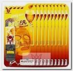 Маска тканевая медовая для лица / Honey Deep Power Ringer Mask Pack 10 шт